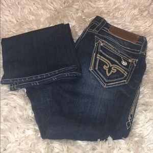Rock Revival Jewel Boot Cut Jeans